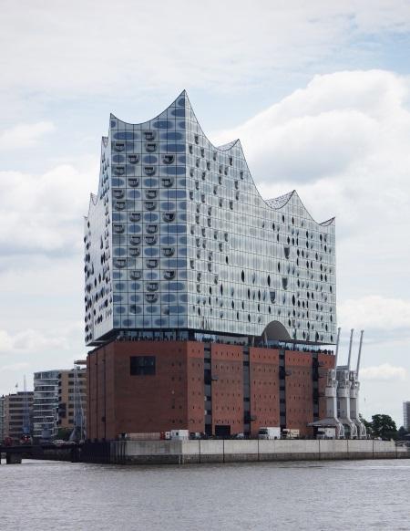 Elbphilharmonie, design, architektura