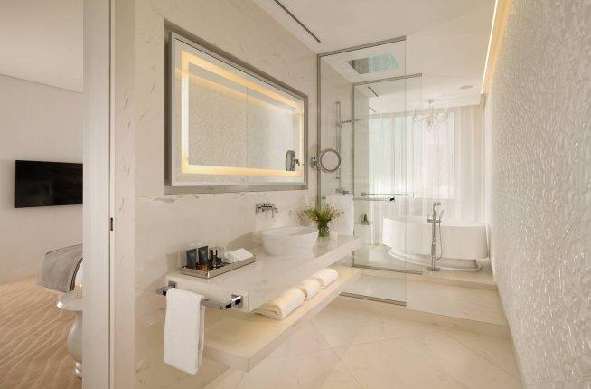 Mondrian Doha, Katar, hotel, interior, Marcel Wanders