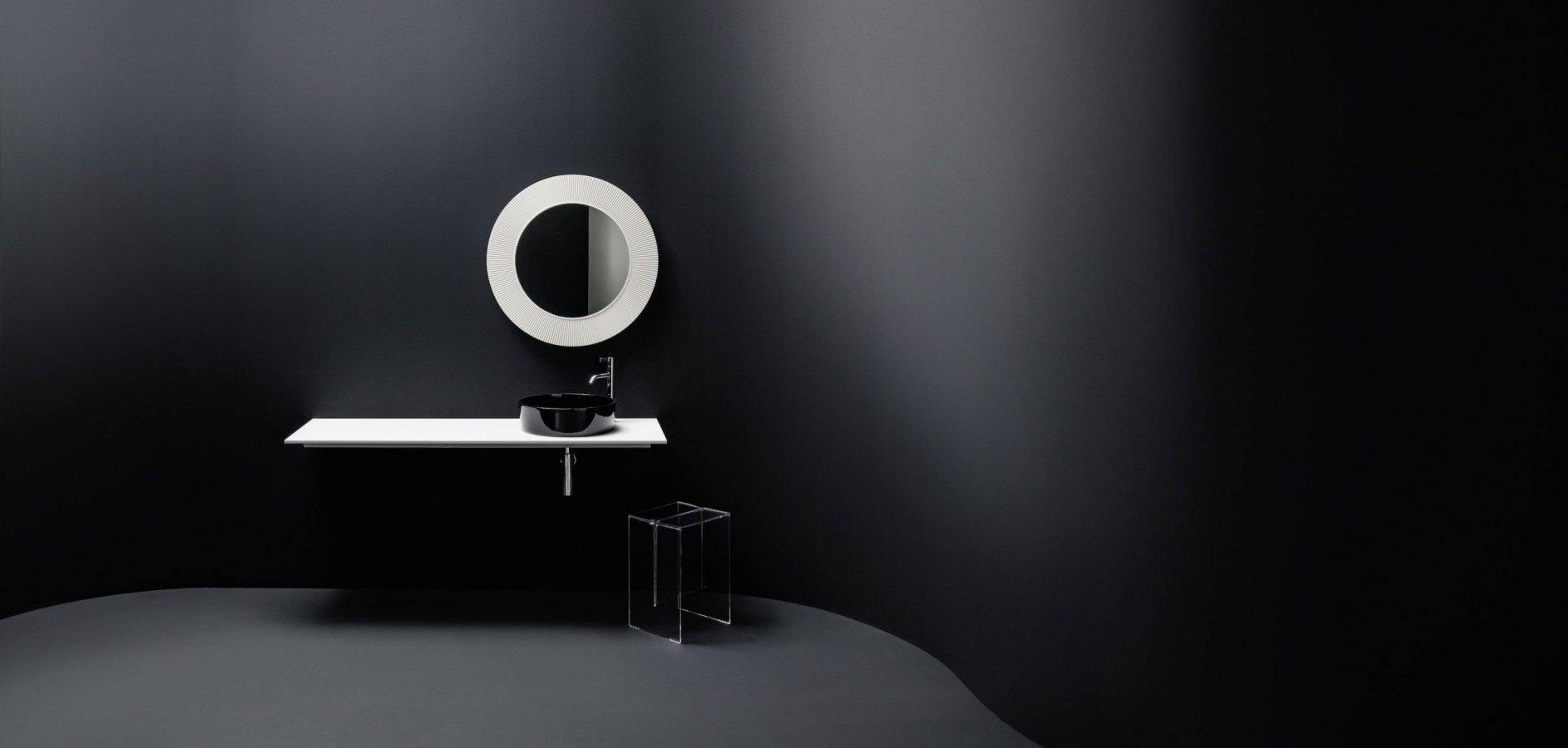 Designblok 2021, laufen, výstava, keramika, design, expozice, koupelna, kartell by laufen